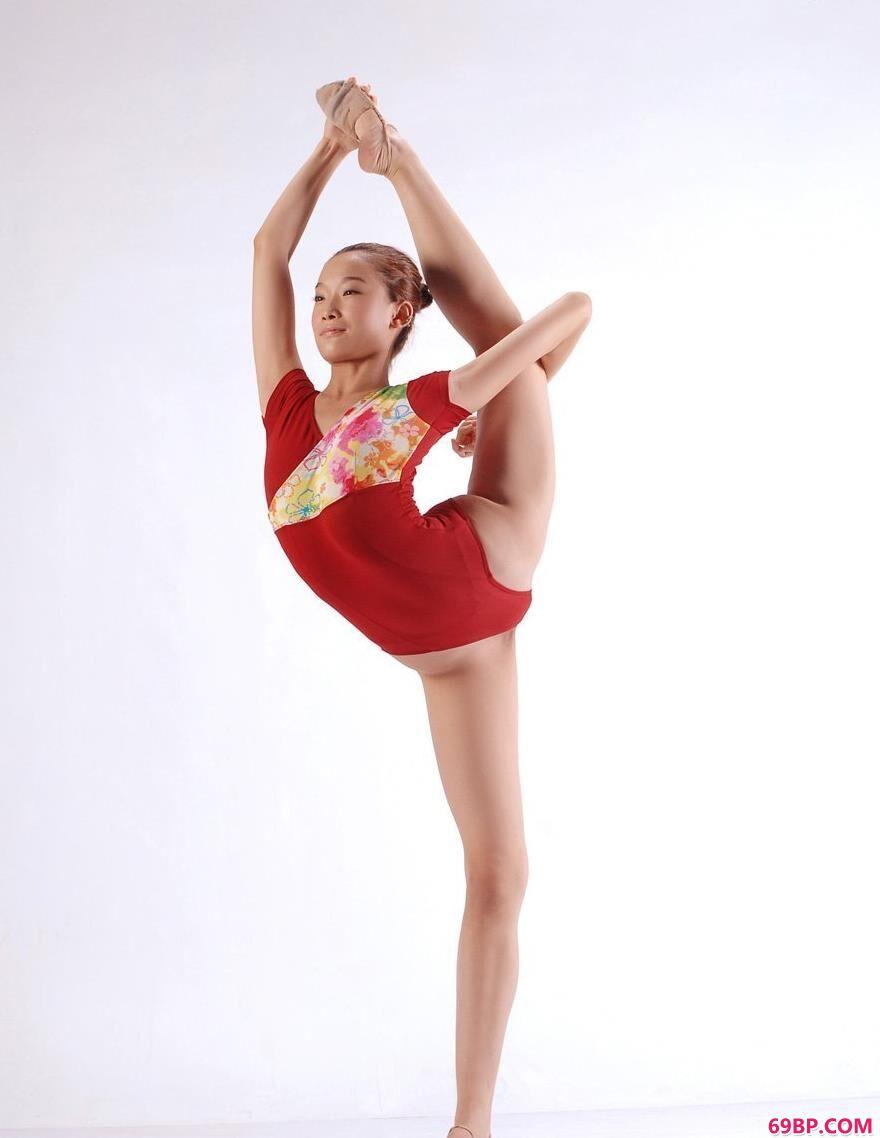广东艺术体操队队员艺术之美2_最大胆极品欧美人体色