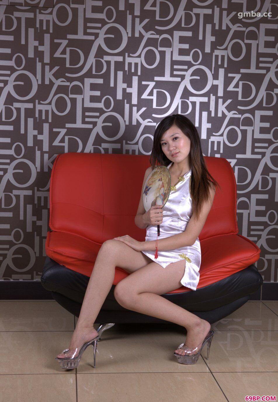 唐朝旗袍美人xixi模特烨雪无圣光约拍私房照片